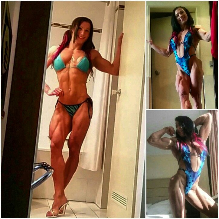 Shape before competition Arnold Classic Madrid 2015 last year