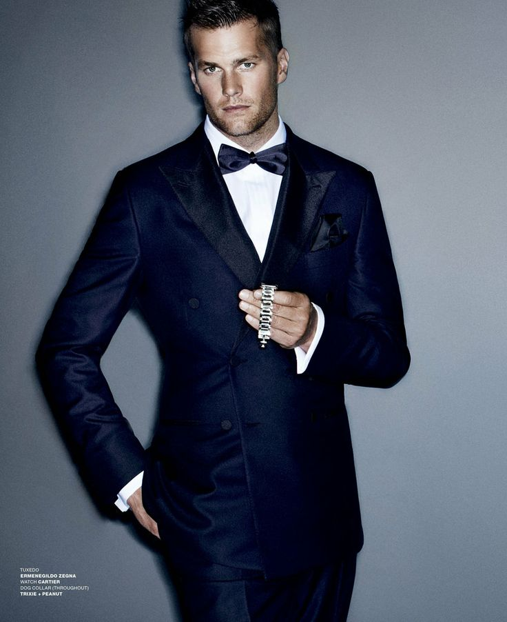 Tom-Brady for VMAN 27 Fall-2012Mario Testino, Fashion, Navy Tuxedos, American Football, Men Style, Diamonds Rings, Suits, New England Patriots, Tom Brady