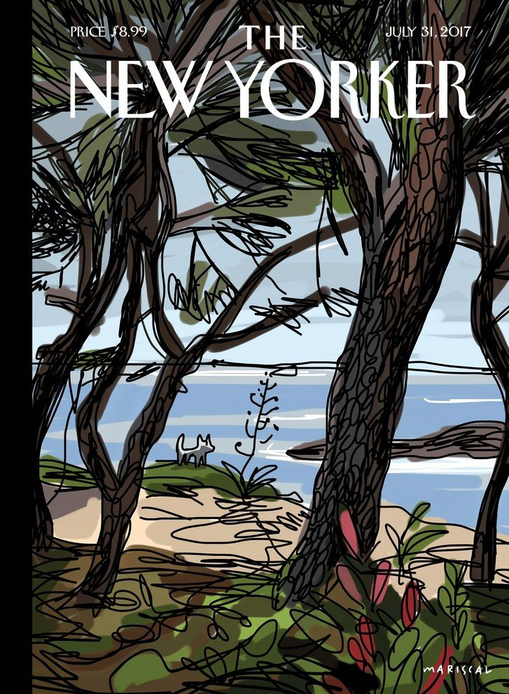 "Javier Mariscal's ""Private Beach"" 