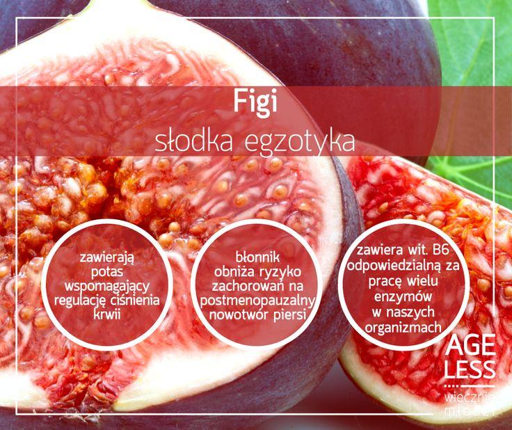 Prezentujemy Wam kolejnego przedstawiciela słodkości! Sięgnijcie po egzotyczne owoce fig, które pomogą Wam między innymi obniżyć cholesterol i nadciśnienie. Nie zapomnijcie o spożywaniu ich także przy bólu gardła :)    #ageless #wiecznamlodosc #figi #owoce #zdrowie #egzotyka #slodkosci www.ageless.pl