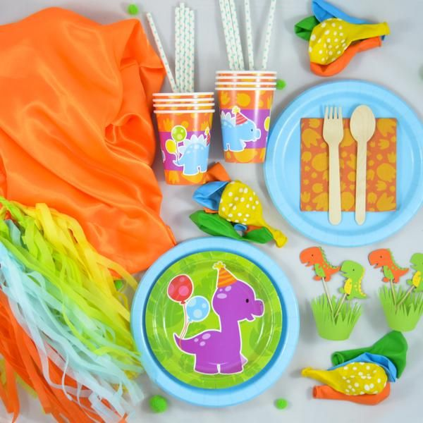 Baby Dino Party Box!!