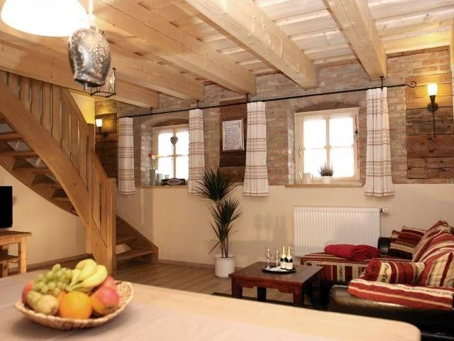 Einblick in eine Ferienwohnung auf dem Sammerhof in Winkelbrunn im Bayerischen Wald. Ausgezeichnet mit dem Goldenen Gockel gehört der Sammerhof zu den 20 beliebtesten Ferienhöfen in Bayern #goldenergockel #gastfreundlich #gastfreundschaft