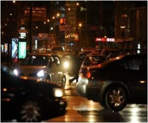 Researchers Developing Talking Cars That Could Ease Traffic Congestion