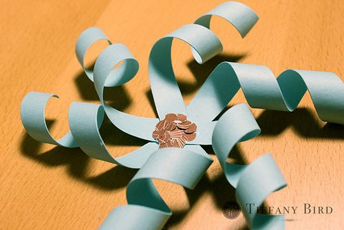 Simply Modern Mom » Twirly Paper Snowflake Tutorial