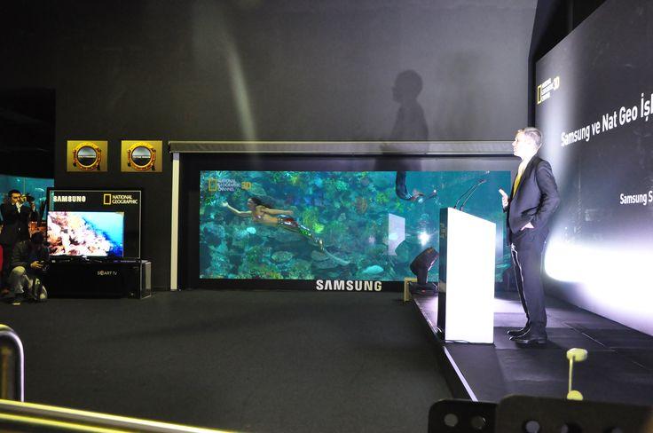 Product launch @ Turkuazoo Aquarium