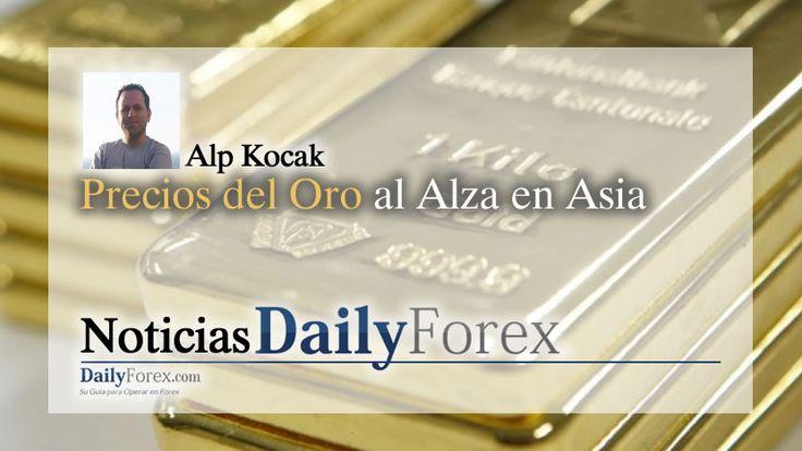 Precios del Oro al Alza en Asia   EspacioBit - https://espaciobit.com.ve/main/2017/09/22/precios-del-oro-al-alza-asia/ #Forex #DailyForex #Oro #Gold #XAU #Asia #MercadoForex #FX