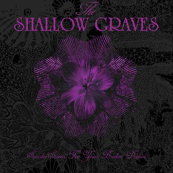 The Shallow Graves is a german band from Kassel, a duo by Julian Shallow and Chris Moribund. Chris is an ex member of the legendary band Madre Del Vizio.  Their album Smoke​-​Screen For Your Broken Dream were released 2013 and it is kind of classic gothic rock, much of the 90´s and sometimes it reminds a bit of Suspira. However, I also hear some influences that reminds of more heavier bands like My Dying Bride, especially the guitars.