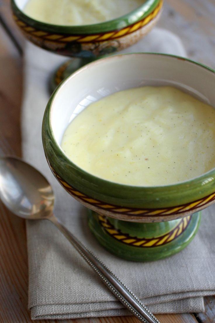 Zelf vanille vla maken | Francesca Kookt
