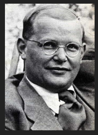 Dietrich Bonhoeffer - I enjoy reading anything he has written