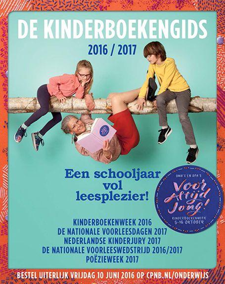 Op school   Kinderboekenweek