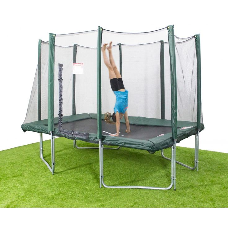 7x10ft Rectangle Trampoline | Australia Wide Delivery