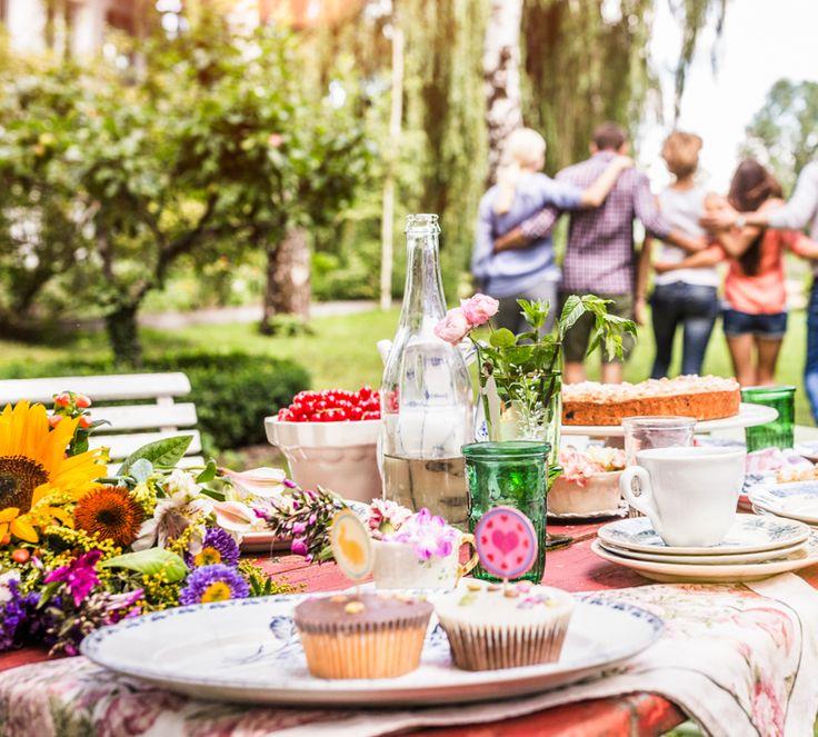 Deko Tipps Für Eine Tolle Sommerparty