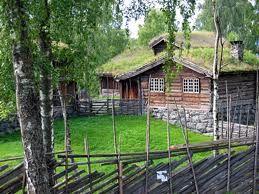 Beautiful historic Maihaugen in Lillehammer