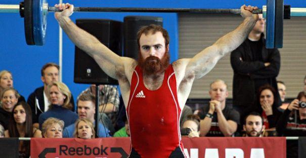 CrossFit - Lucas Parker