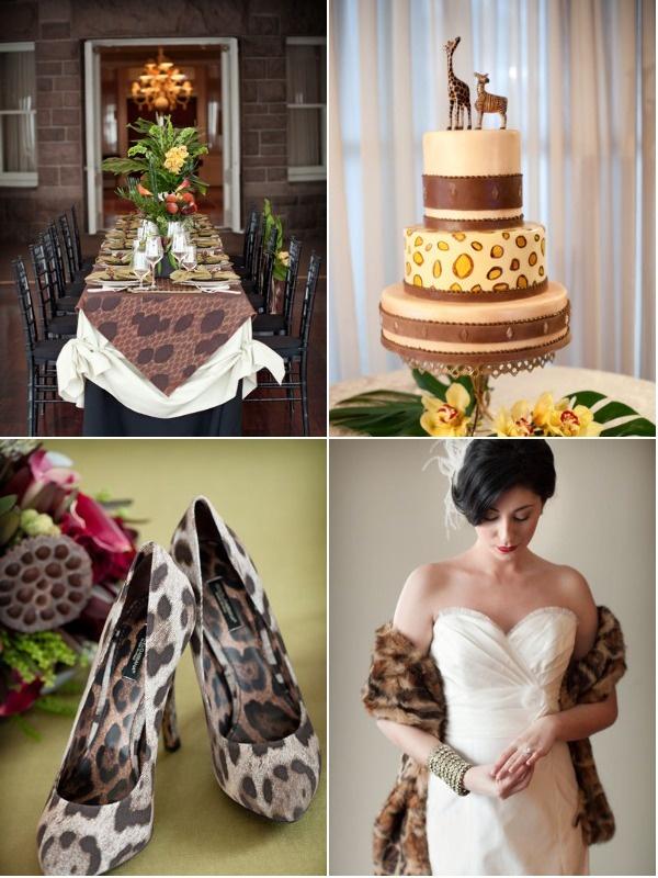 Safari Theme Wedding Gallery Wedding Decoration Ideas
