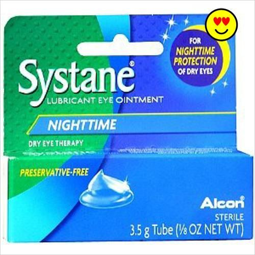 #sale #SYSTANE NIGHTTIME OINTMENT 3.5GM ALCON LABORATORIES INC
