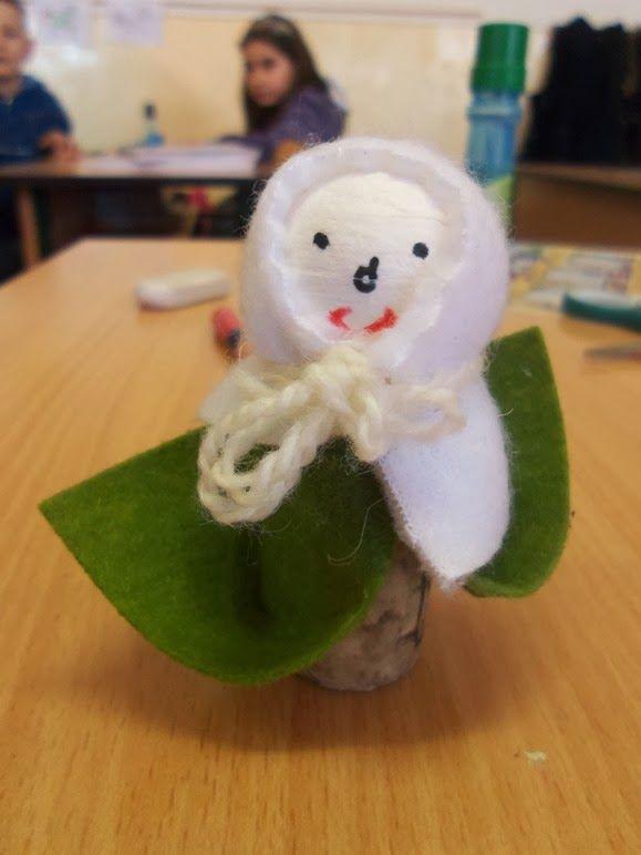"""Játékos tanulás és kreativitás: Téli olimpia 2014. - síelő, szánkózó """"emberek"""""""