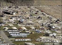 tornado that hit evansville indiana