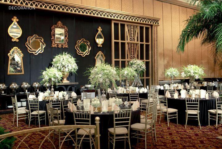 Inspirasi Cantik Dekorasi Pernikahan