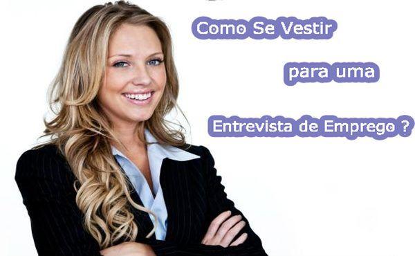 Como Se Vestir para a Entrevista de Emprego - Roupa , Cabelo , Maquiagem http://www.aprendizdecabeleireira.com/2016/02/como-se-vestir-para-uma-entrevista-de.html