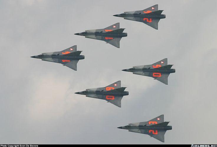 Saab Drakens Austrian Air Force