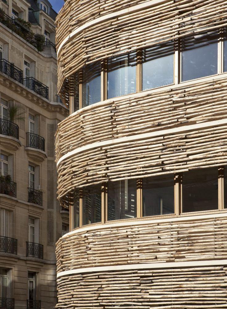 Architecture Patrick Mauger – Crous Mabillon, Paris VI ème
