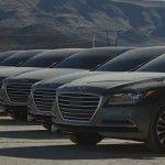 """Hyundai, 11 Genesis scrivono un """"messaggio spaziale"""" [VIDEO]"""