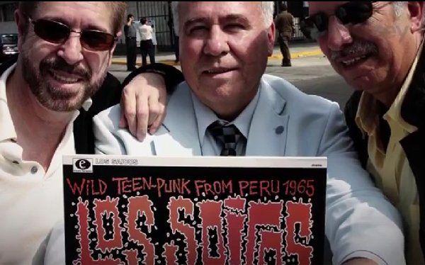 Vocalista de los Black Lips y el historiador Legs McNeil dieron su apreciación de la banda nacional en producción realizada por un peruano