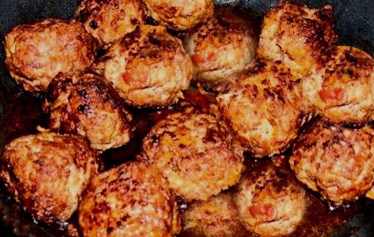 Pittige Spaanse Gehaktballen In Tomatensaus (heerlijk) recept | Smulweb.nl