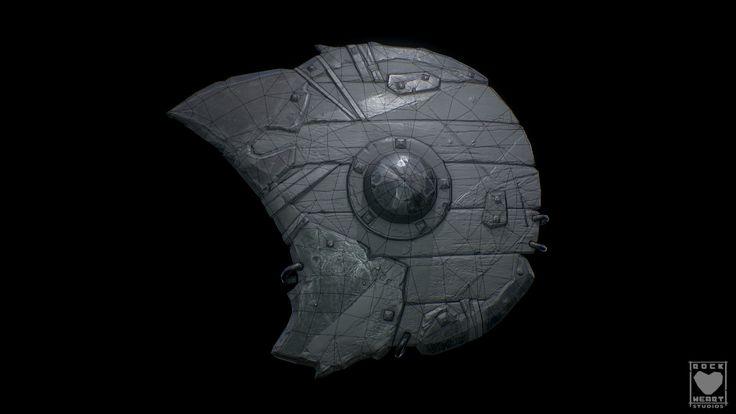 ArtStation - Goblin Shield, Rockheart Studios