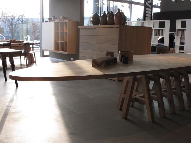 Pake Sytse van 5 meter in Design Post tijdens IMM 2013