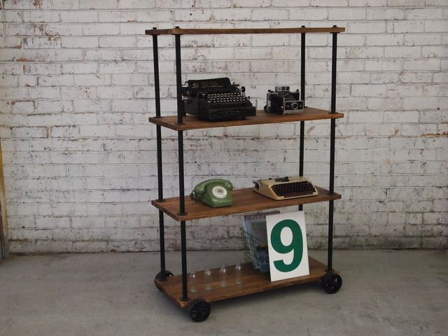 1000 ideas about vintage industrial furniture on pinterest industrial furniture vintage. Black Bedroom Furniture Sets. Home Design Ideas