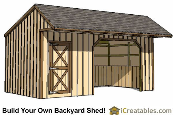 17 best images about dream barn on pinterest stables for Tack shed plans