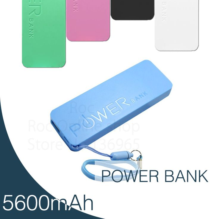 External Backup Powers 5600Amh Perfume PowerBank Portable Battery Charger Power Bank Vinsic For iphone 5 iPhone