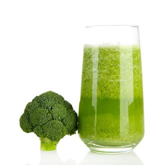 Benefits of Broccoli Juice ...broccoli, celery, orange and ginger