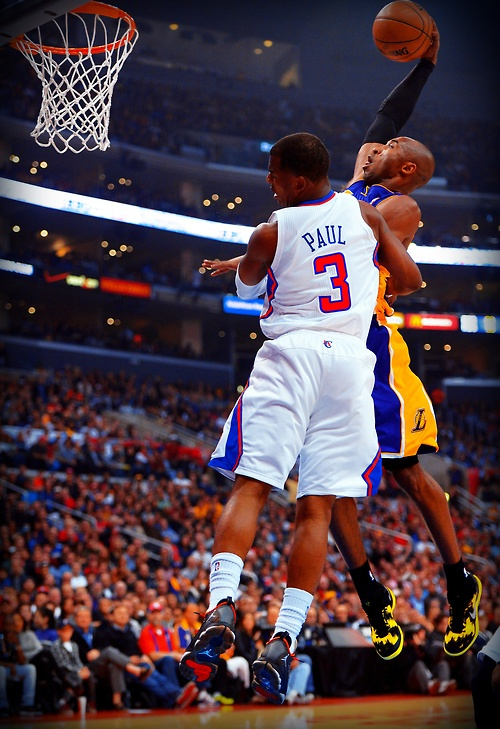 Kobe Bryant over Chris Paul