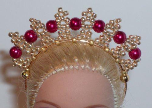 OOAK boneca arte/fada/Barbie coroa/Tiara - U coleta cor | Bonecas e ursinhos, Bonecas, Bonecas artísticas - exemplares únicos (OOAK) | eBay!