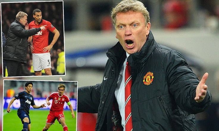 David Moyes was sneered and sniggered at by Manchester United stars http://dailym.ai/1id5eUl
