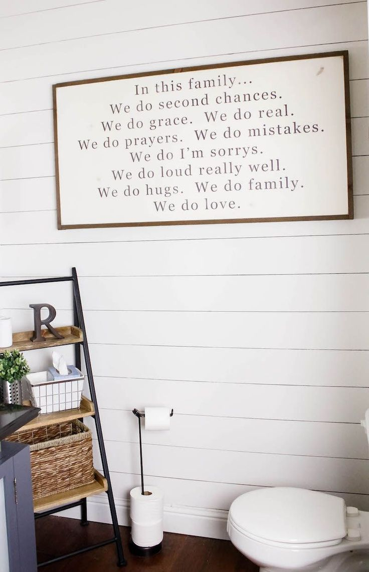 DIY SHIPLAP TUTORIAL | HOW TO DIY A WHITE WOOD WALL | WOOD SIGN