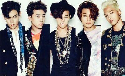 Big Bang werden für ein Konzert nach Europa kommen #BigBang #Koreawelle