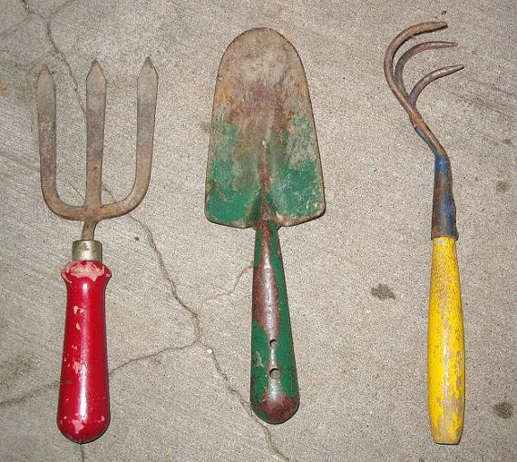 17 Best 1000 images about Antique Garden Tools on Pinterest Gardens