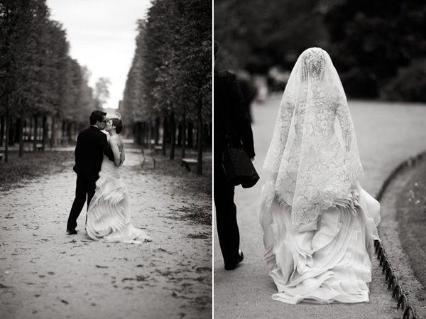 Holly & Scott   Winter Elopement in Paris   Snippet & Ink