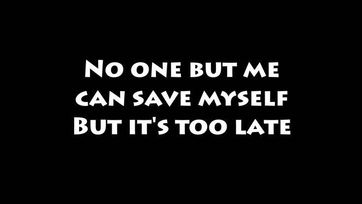 Metallica- Fade to Black Lyrics. (Lyrics On Screen)~