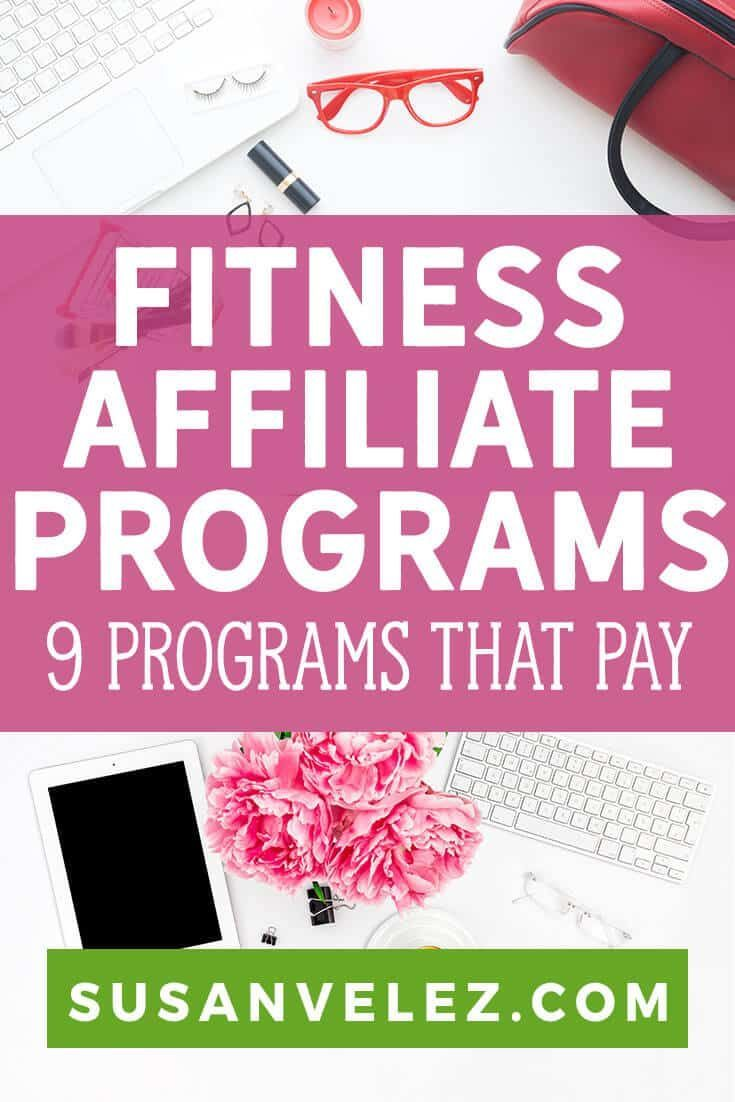 The Fitness Niche Is Huge And You Have The Potential To Supplement Your Income By Promoting Some O Affiliate Programs Affiliate Marketing Articles Fun Workouts