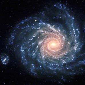 ESO, the European Southern Observatory, is the foremost intergovernmental astronomy organisation in Europe and the world's most productive astronomical observatory.  Spiral galaxy NGC 1232 [website]