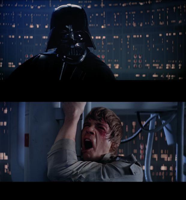 Star Wars No Meme Generator Imgflip Star Wars Meme Template Memes