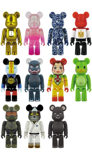 BE@RBRICK SERIES 28Size 100%