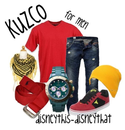 """""""Kuzco"""" - for men  DisneyThis-DisneyThat on Tumblr"""
