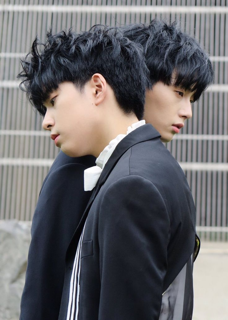 Jin Longguo & Kim Shihyun