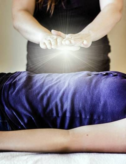 Excellent article on the affects of Reiki